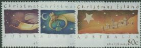CHI SG397-9 Christmas 1994 set of 3